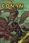 Cover for La Espada Salvaje de Conan el Bárbaro (Novedades, 1988 series) #43
