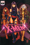 Cover for Uncanny X-Men (Marvel, 2019 series) #1 (620) [Mark Brooks Convention Exclusive]