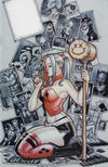 Cover Thumbnail for Harley Quinn 25th Anniversary Special (2017 series) #1 [The Nerd Store Chad Hardin Virgin Cover]