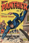 Cover for Paul Wheelahan's The Panther (Young's Merchandising Company, 1957 series) #12