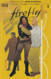 Cover Thumbnail for Firefly (2018 series) #2 [Preorder Cover]