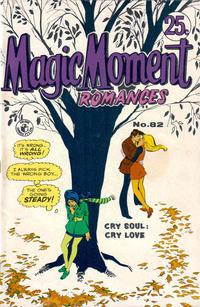 Cover Thumbnail for Magic Moment Romances (K. G. Murray, 1958 series) #82