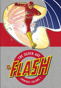 Cover Thumbnail for The Flash: The Silver Age Omnibus (DC, 2017 series) #1