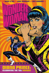 Cover Thumbnail for Wonder Woman: Diana Prince: Celebrating the '60s Omnibus (DC, 2018 series)