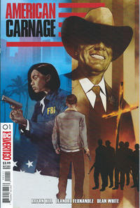Cover Thumbnail for American Carnage (DC, 2019 series) #1