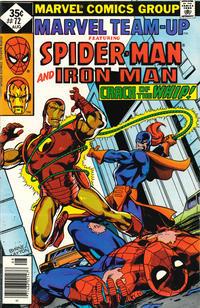 Cover Thumbnail for Marvel Team-Up (Marvel, 1972 series) #72 [Whitman]