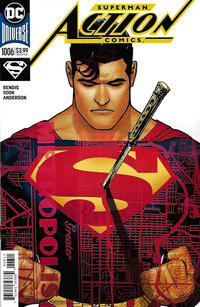 Cover Thumbnail for Action Comics (DC, 2011 series) #1006 [Ryan Sook Cover]