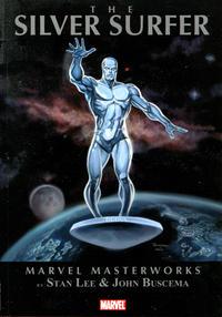 Cover Thumbnail for Marvel Masterworks: The Silver Surfer (Marvel, 2010 series) #1