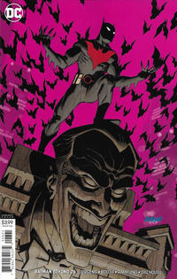 Cover for Batman Beyond (DC, 2016 series) #26
