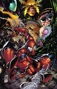 Cover Thumbnail for Amazing Spider-Man (Marvel, 2018 series) #5 (806) [Variant Edition - Unknown Comics Exclusive - Philip Tan Virgin Cover]
