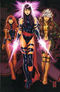 Cover Thumbnail for Uncanny X-Men (Marvel, 2019 series) #1 (620) [Mark Brooks Convention Exclusive Virgin Art]