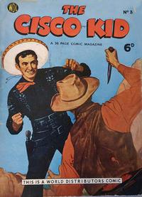 Cover Thumbnail for Cisco Kid (World Distributors, 1952 series) #3