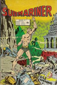 Cover Thumbnail for Submariner (Arédit-Artima, 1976 series) #1