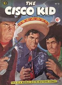 Cover Thumbnail for Cisco Kid (World Distributors, 1952 series) #9