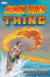 Cover Thumbnail for The Human Torch & The Thing: Strange Tales - The Complete Collection (Marvel, 2018 series)