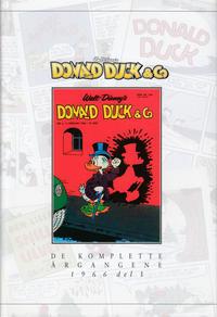 Cover Thumbnail for Donald Duck & Co De komplette årgangene (Hjemmet / Egmont, 1998 series) #[78] - 1966 del 1