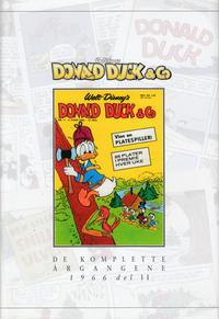 Cover Thumbnail for Donald Duck & Co De komplette årgangene (Hjemmet / Egmont, 1998 series) #[79] - 1966 del 2