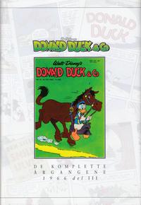 Cover Thumbnail for Donald Duck & Co De komplette årgangene (Hjemmet / Egmont, 1998 series) #[80] - 1966 del 3
