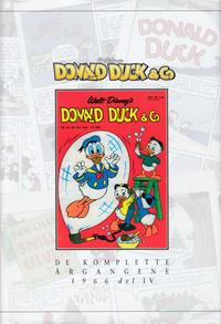 Cover Thumbnail for Donald Duck & Co De komplette årgangene (Hjemmet / Egmont, 1998 series) #[81] - 1966 del 4