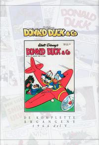 Cover Thumbnail for Donald Duck & Co De komplette årgangene (Hjemmet / Egmont, 1998 series) #[82] - 1966 del 5