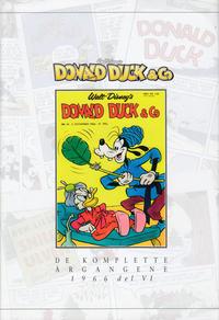 Cover Thumbnail for Donald Duck & Co De komplette årgangene (Hjemmet / Egmont, 1998 series) #[83] - 1966 del 6