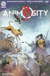 Cover for Animosity (AfterShock, 2016 series) #17