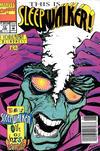 Cover for Sleepwalker (Marvel, 1991 series) #13 [Newsstand]