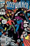 Cover for Sleepwalker (Marvel, 1991 series) #3 [Newsstand]