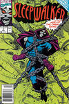 Cover Thumbnail for Sleepwalker (1991 series) #7 [Newsstand]