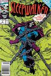 Cover for Sleepwalker (Marvel, 1991 series) #7 [Newsstand]