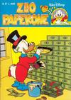 Cover for Zio Paperone (Disney Italia, 1990 series) #37