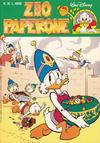 Cover for Zio Paperone (Disney Italia, 1990 series) #35
