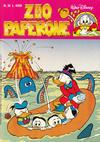 Cover for Zio Paperone (Disney Italia, 1990 series) #34