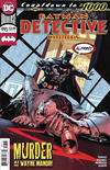 Cover for Detective Comics (DC, 2011 series) #995
