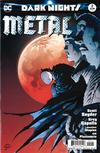 Cover for Dark Nights: Metal (DC, 2017 series) #2 [Andy Kubert Cover]