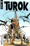 Cover for Turok (Dynamite Entertainment, 2019 series) #1 [Cover B Butch Guice]