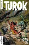 Cover for Turok (Dynamite Entertainment, 2019 series) #1 [Cover D Roberto Castro]