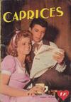 Cover for Caprices (Edi-Europ, 1963 series) #7