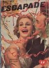 Cover for Escapade (Edi-Europ, 1963 series) #14