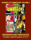 Cover for Gwandanaland Comics (Gwandanaland Comics, 2016 series) #1023