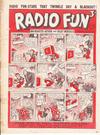 Cover for Radio Fun (Amalgamated Press, 1938 series) #166