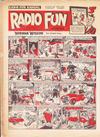 Cover for Radio Fun (Amalgamated Press, 1938 series) #793