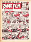 Cover for Radio Fun (Amalgamated Press, 1938 series) #769