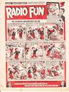 Cover for Radio Fun (Amalgamated Press, 1938 series) #297