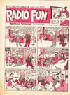 Cover for Radio Fun (Amalgamated Press, 1938 series) #930