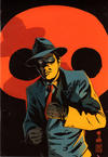 Cover for Will Eisner's the Spirit: The Corpse Makers (Dynamite Entertainment, 2017 series) #1 [Cover B Retailer Incentive 'Virgin Art']