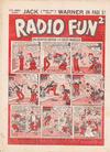 Cover for Radio Fun (Amalgamated Press, 1938 series) #119
