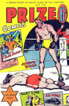 Cover for Prize Comics (Frank Johnson Publications, 1940 ? series)