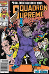 Cover for Squadron Supreme (Marvel, 1985 series) #9 [Newsstand]