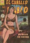 Cover for El Caballo Del Diablo (Ediciones Latinoamericanas, 1969 series) #293